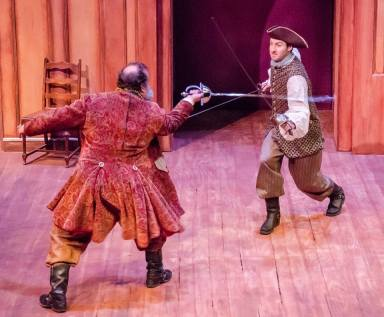 Twelfth Night, Gamut Theatre Group. Photo credit to Nora Jones